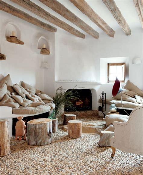 rustikales wohnzimmer dekor mer enn 25 bra ideer om k 252 cheneinrichtung mediterran p 229