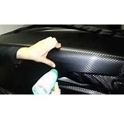 Installazione Pellicola Effetto Carbonio Su Alfa 156 1/13