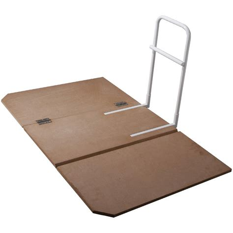 Folding Bed Board Drive Home Bed Assist Rail With Folding Bed Board Combo Side Rail Alternatives