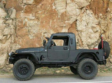 Jeep Lj Rubicon Halfcab Jeep Wrangler Yj Tj Jk