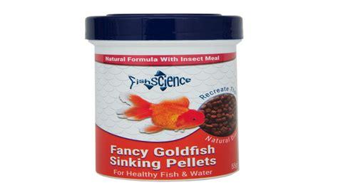 best sinking goldfish food goldfish pellets clearly aquatics