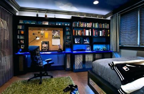 Room Decor For Guys Cool Bedroom Accessories Enzobrera