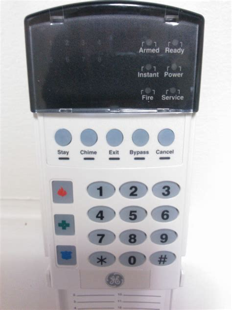 new ge security nx 1508e networx keypad touchpad caddx nx