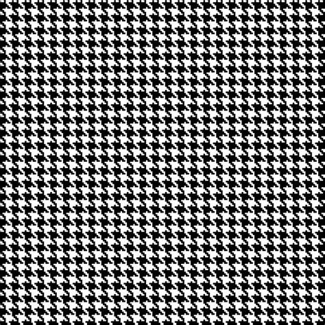 black and white pattern houndstooth doodlecraft freebie week free digital houndstooth