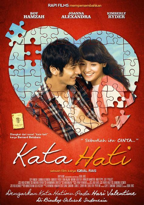 rapi films review kata hati 2013 at the movies