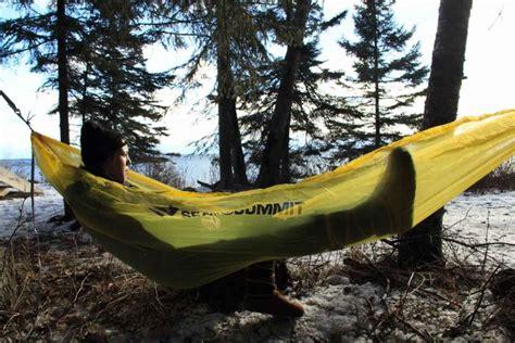 Lightest Hammock look sea to summit world s lightest hammock