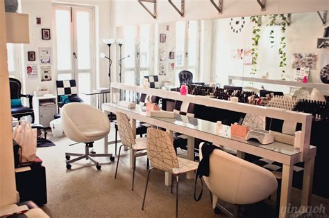 Manicure Di The Nail Shop the nail artelier best nail in singapore yina goes