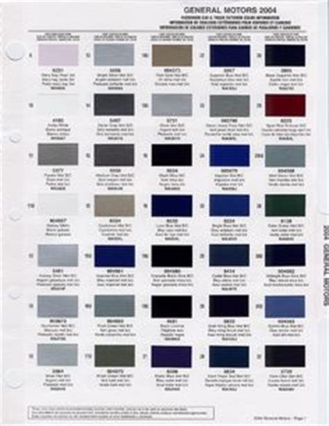 1000 images about auto paint colors codes on auto paint color codes and chips