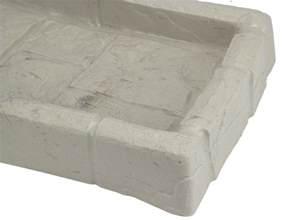 decorative splash blocks for downspouts 10 pack suncast sb24 decorative gutter downspout