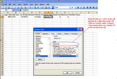 file layout definition error 118 20 invalid value for reset date error when adding time off