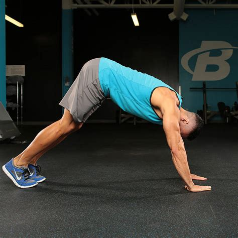 dive bomber push up dive bomber push up exercise guide and