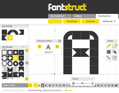 Design Own Font Free | how to create your own fonts easily font builder free