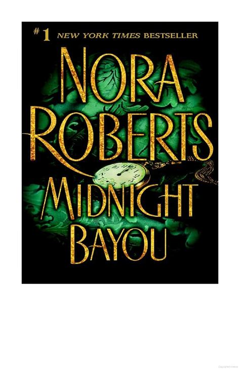 midnight bayou 17 best images about nora books on