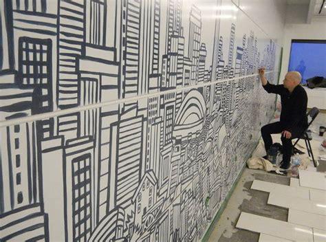 draw graffiti murals street art