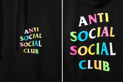 Anti Social Social Club 彩虹别注版登场 anti social social club x frenzy 联名限定帽 即将发售 sneakerdaily 穿搭街拍潮流资讯