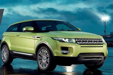 The Range Rover Evoque I M Green With Envy Mirror