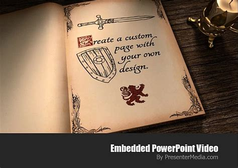 animated fairy tale powerpoint template powerpoint