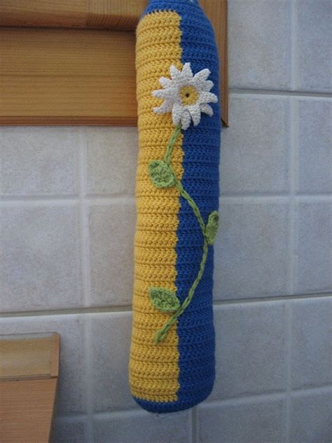 crochet pattern plastic bag holder free crochet plastic bag holder pattern crochet things