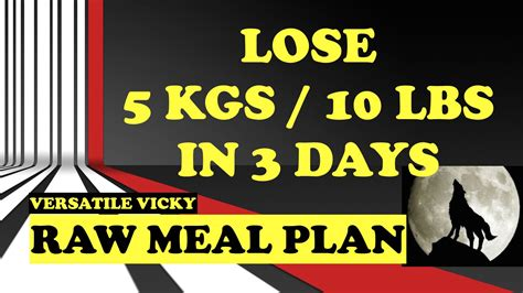 Lose weight faster friy