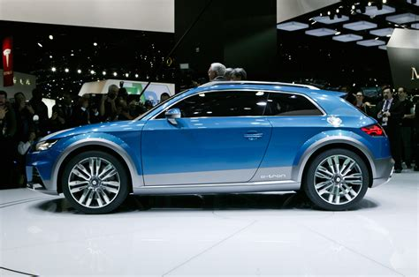 audi allroad shooting brake concept cars drive  day