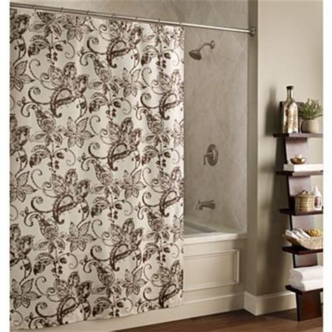 batik blossom shower curtain jcpenney home decor