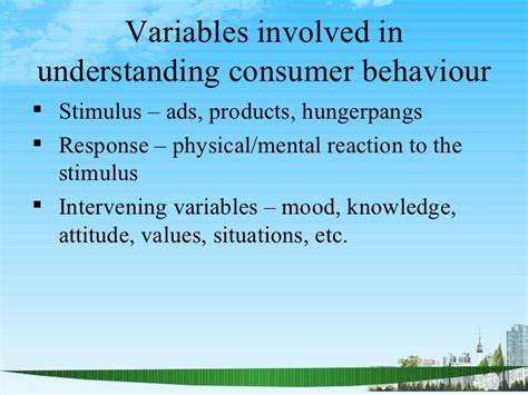 Mba Ppt On Consumer Behaviour consumer behaviour ppt bec doms bagalkot mba marketing