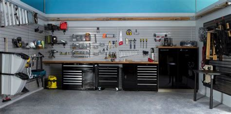 decoration garage mecanique