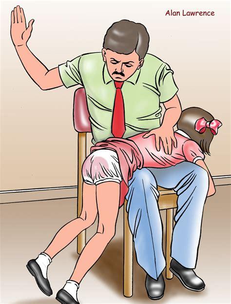 Modern Spanking Parent By Artboy On Deviantart