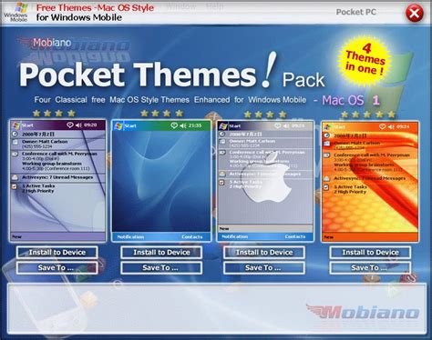 Pc Themes Pack Free Download | apple mac theme pack for windows 7 free download