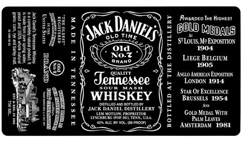jack daniels logo logospike com famous and free vector