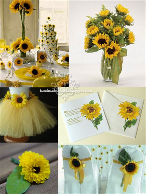 sunflower wedding ideas sunflower wedding ideas sunflower themed new living