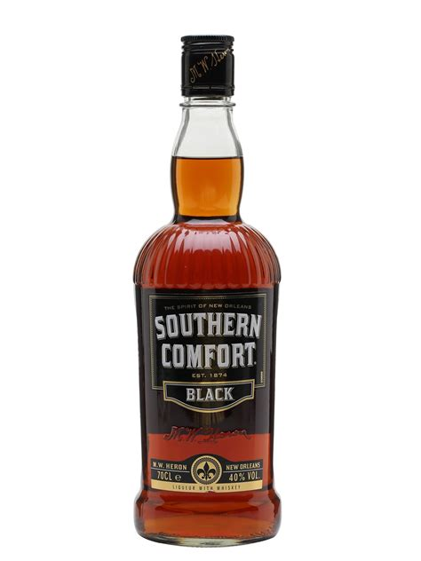 Where Is Southern Comfort From by Southern Comfort Black The Exchange