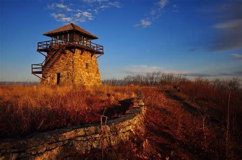 panoramio photo of high knob tower