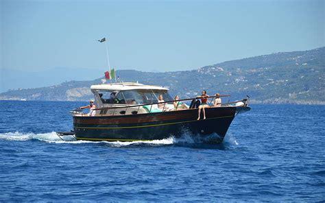 boat tour to capri from sorrento full day group tour to capri from sorrento 7 hours