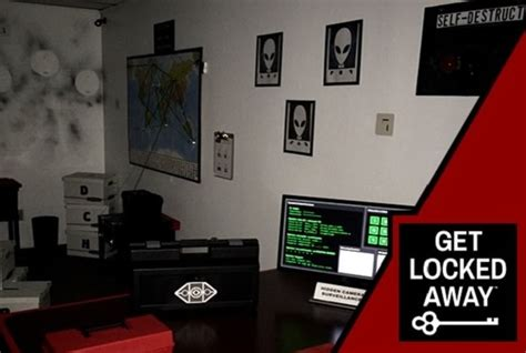 conspiracy room escape room quot the conspiracy escape room quot by get locked away in coeur d alene