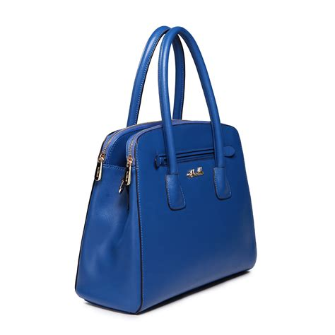 Cowhide Handbags Wholesale high quality cowhide leather wholesale handbags blue