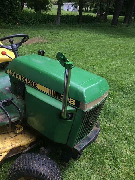 john deere  lawn tractor images  pinterest