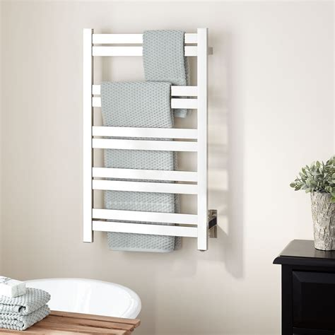 Large Bathroom by 20 Quot Brenton Extra Tall Hardwired Towel Warmer Towel