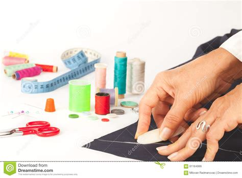 design clothes tools tailor designing clothes stock illustration image 61164999