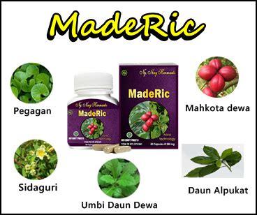 Obat Herbal Maderic obat kolesterol dan asam urat teruh obat asam urat dan