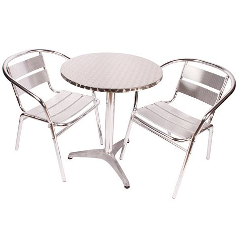 Aluminium Bistro Table Bistro Chairs And Table Small Indoor Bistro Table And Chairs Fashionable Indoor Bistro
