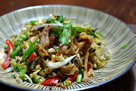 cuisine thailandaise poulet l authentique recette du riz saut 233 au poulet tha 239 landais