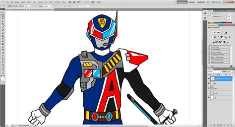 doodle how to make energy how to draw sentai power razor ammo