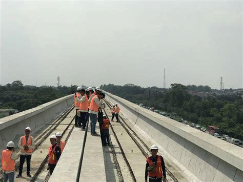 Teknik Sipil By Pariaman Jaya teknik sipil uajy kunjungi proyek lrt jakarta uajy