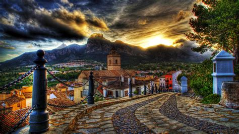 imagenes hdr con photoshop beautiful view full hd wallpaper and background