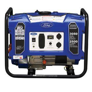 ford fg3050p 3050w portable generator