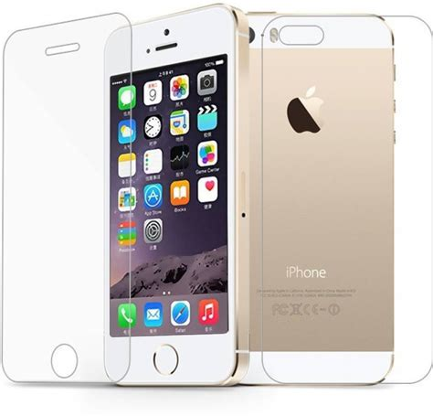 elef front   tempered glass  apple iphone
