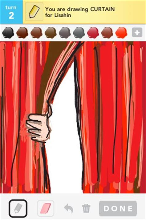 draw curtains curtain drawings how to draw curtain in draw something