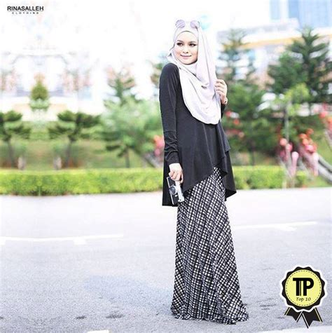 Quality Camelia Blouse Fashion Muslim malaysia s top 10 muslimah fashion brands tallypress