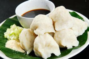 cara membuat empek empek dari ubi macam macam pempek palembang pempekkita com